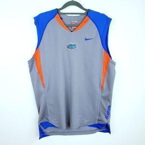 Nike   Sleevless Florida Gator Athletic Tank Top